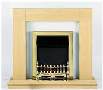 wood and stone fire surrounds from argos. Black Bedroom Furniture Sets. Home Design Ideas