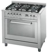 Hotpoint dual range cooker